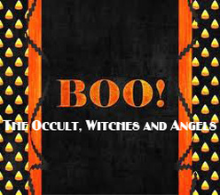 Boo ()The Occult, Witches and Angels